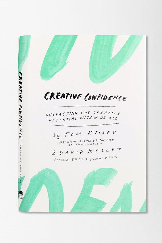 Creative Confidence Book Cover ~ Creative book cover design and on pinterest