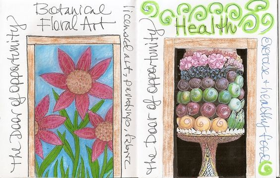 Gayle's Art Journal Journey
