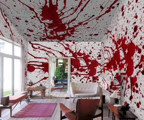 Cool Wall Paint Designs