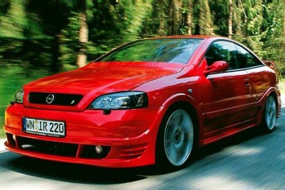 Fan Post Autobild De Coupe Opel Astra Fahrzeuge
