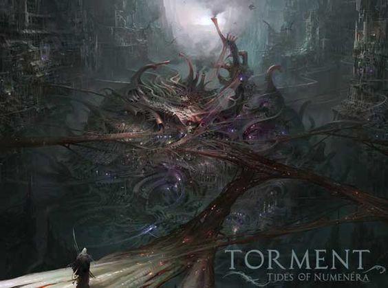 Torment: Tides of Numenera - inXile entertainment