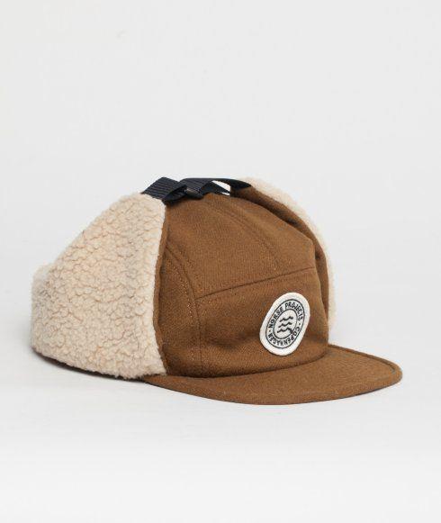 Norse Projects - Earflap Wool Cap