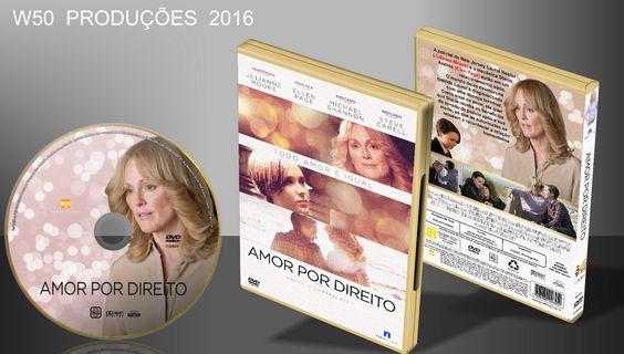Amor Por Direito - DVD 1 - ➨ Vitrine - Galeria De Capas - MundoNet | Capas & Labels Customizados