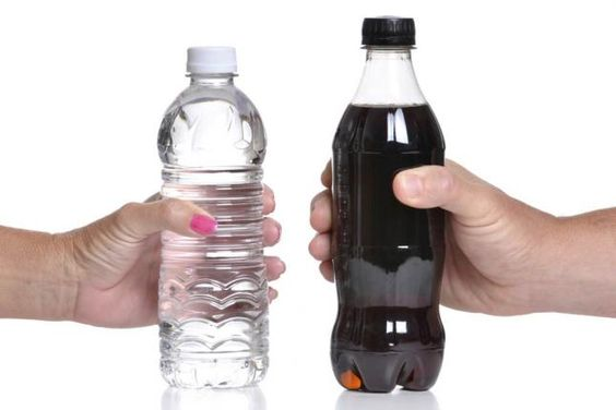 ¿Las bebidas dietéticas son mejores que el agua para perder peso? - Batanga