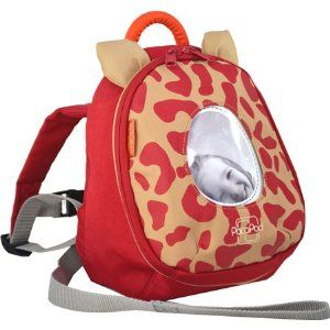 PacaPod - Changer Toy Pod - Leopard Red