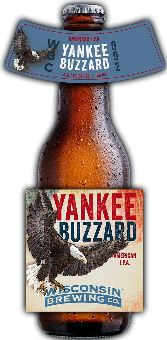Светлое пиво American I.P.A.