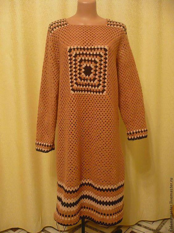 Большие размеры ручной работы. Ярмарка Мастеров - ручная работа Платье квадрат Снижены цены на весь товар. Handmade.