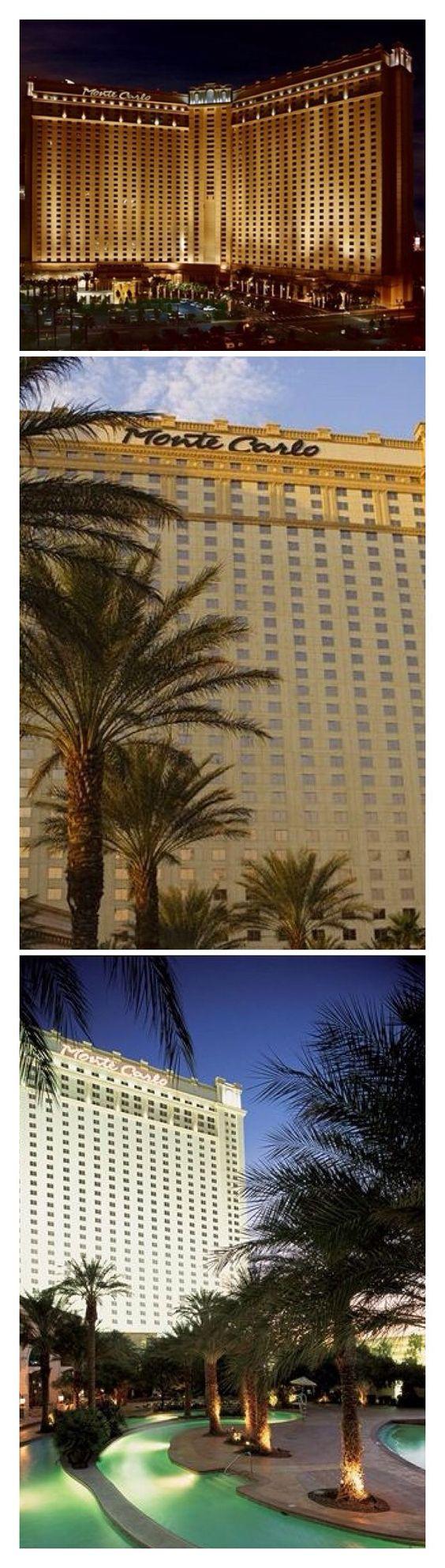 The Monte Carlo - Las Vegas