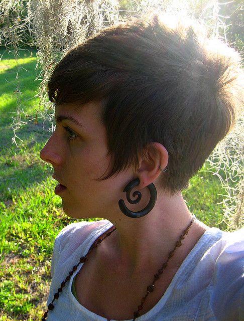 New haircut. by Avenue [Handmade], via Flickr