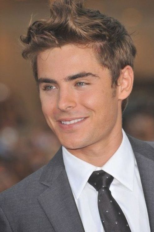 27++ Coiffure homme zac efron inspiration