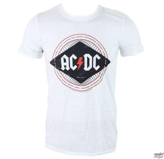 Herren T-Shirt  AC/DC - Diamond - LIVE NATION
