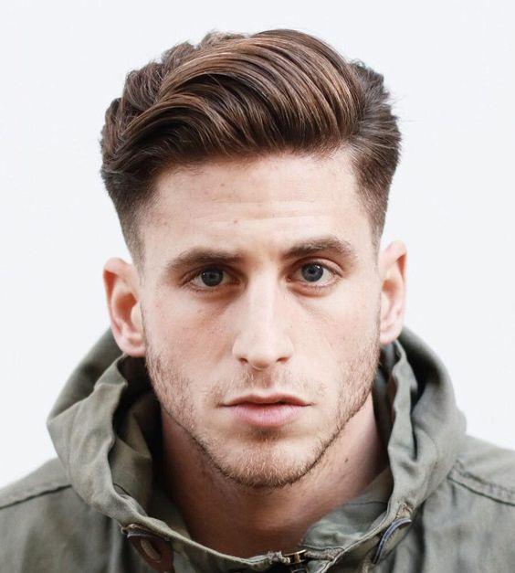 5 Fresh Men's Medium Hairstyles http://www.menshairstyletrends.com/5-fresh-mens-medium-hairstyles/