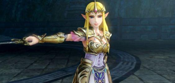 Link, Zelda e Impa quebram tudo em novos vídeos de Hyrule Warriors