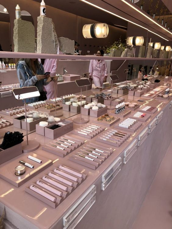 Pin On Beauty Store Design