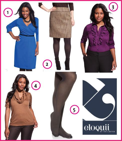 eloquii by The Limited review #plussize