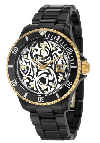 ToyWatch Plasteramic Tattoo Women's Quartz Watch