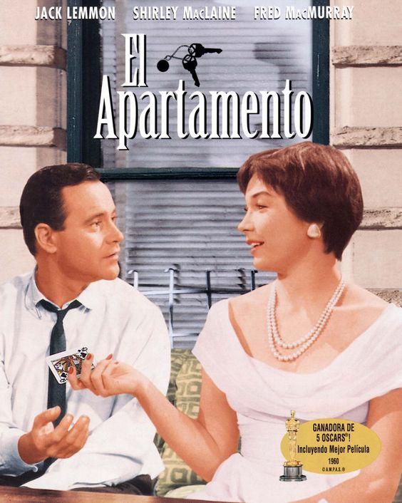 El apartamento (1960) EEUU. Dir: Billy Wilder. Comedia. Romance - DVD CINE 61