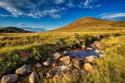 El Valle de Shillanavogy, Irlanda