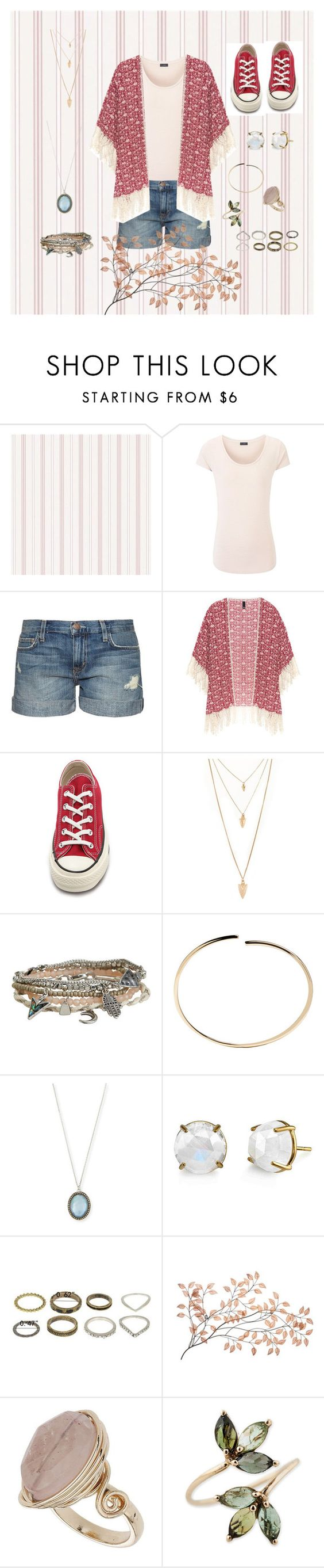 """""""End of Summer Fashion!"""" by dancerella-ng ❤ liked on Polyvore featuring Joseph, Current/Elliott, Manon Baptiste, Converse, Forever 21, Aéropostale, Maison Margiela, Armenta, Topshop and women's clothing"""