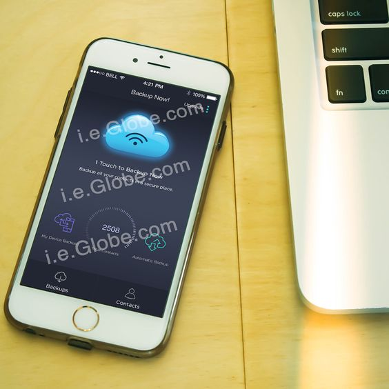 """#Ieglobe recently launched an #application named """"contact backup"""" for #iPhone. Our developers always up to date to the latest #trends in the market."""