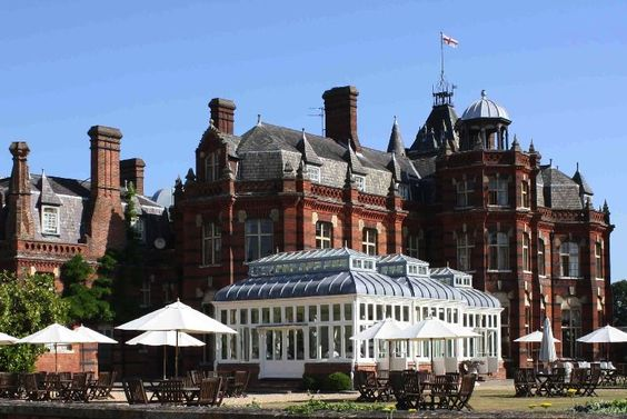 The Elvetham, a large Manor House to Hire near London