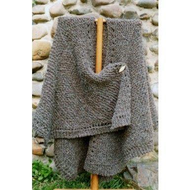 FREE CROCHET PATTERN RUANA - Crochet — Learn How to Crochet
