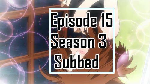 My Hero Academia Season 3 Episode 15 English Subbed My Hero My