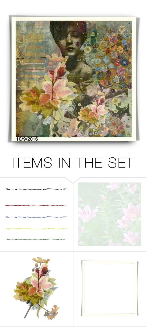 """""""Geen titel #28685"""" by lizmuller ❤ liked on Polyvore featuring art"""