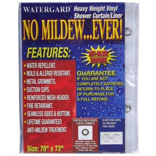 Heavy Weight Frosty Vinyl Shower Curtain Liner In 2020 Vinyl