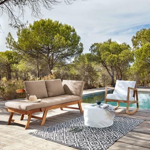 Gartenmobel Aus Holz Von Modern Bis Rustikal Living At Home Gartenmobel Gartenmobel Holz Akazienholz