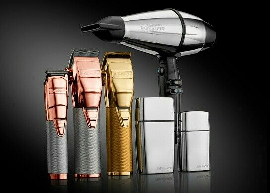 New Babyliss Pro Rosegold Gold Clippers Shavers Will Be Available At An Amazing Price At The Power Fading Hair Show Barber Tools Barber Clippers Barber Shop