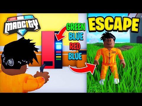 Roblox Escape De Los Guests Youtube Crazy Escape Glitch You Never Knew In Mad City Roblox Youtube In 2020 Roblox City Hacks You Never Know