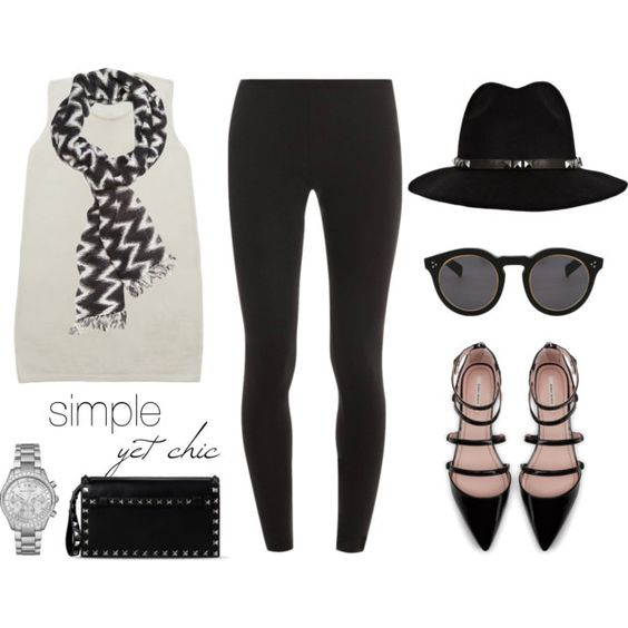 Simple yet #chic #Fashion for the Fall