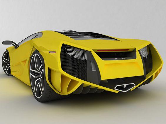 Lamborghini Conceito: Fottus