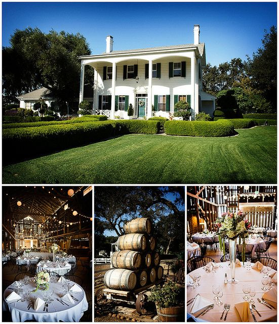 A Surprise Wedding At The Bride S Rose Farm In California: 23627 N. DeVries Road, Lodi