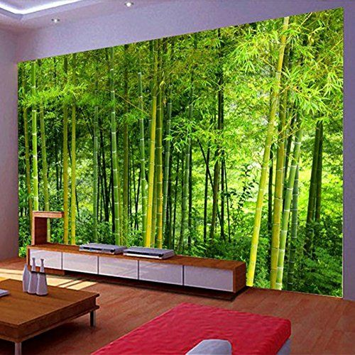 Papell Latest Bamboo Wall Paper Living Room Tv Sofa Backdrop Wall Mural 3d Nature Landscape Home300cmx Backdrop Wall Wallpaper Murals Nature 3d Wallpaper Mural