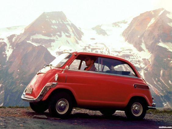 BMW 600 1957 1959
