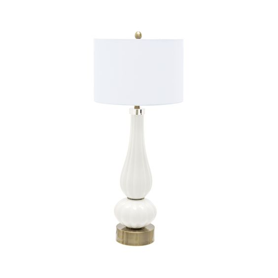 Summa White Lamp Lamp Table Lamp White Lamp