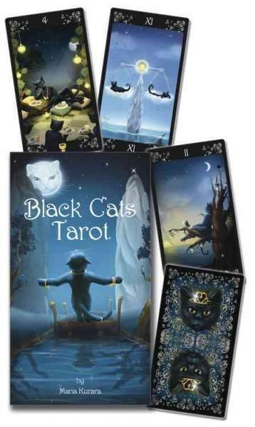 Cats Tarot / Tarot de los gatos negros