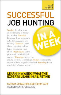 Useful, practical guide on job hunting - read the full review here: http://mildredtalabi.com/book-review-successful-job-hunting-in-a-week