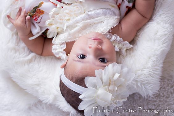 Ensaio Fotográfico de bebê em BH