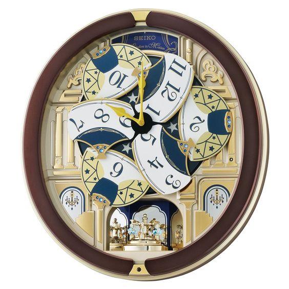 Seiko Melodies In Motion Clock Sam S Club Clock Christmas