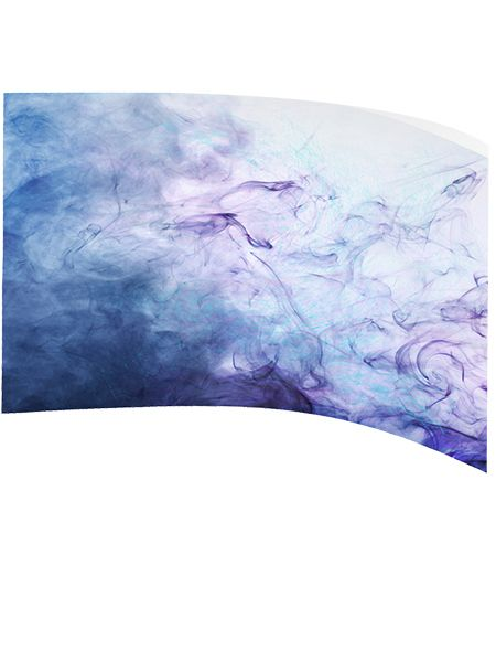 Smokey Blue and Purple flag (Colorguard). You can get me this for my birthday thank you