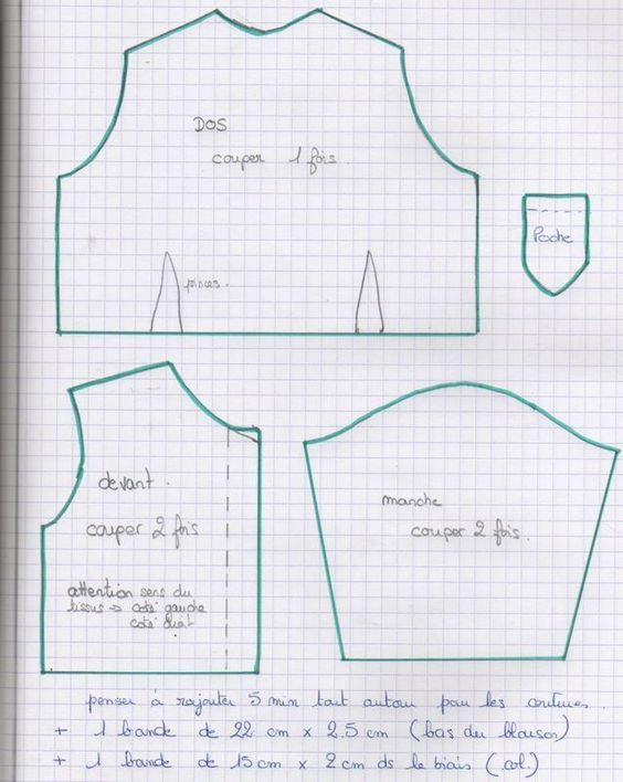 vêtements pour chéries de corolle