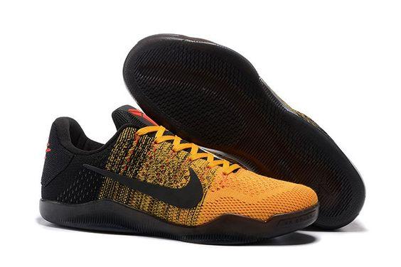 c3470a7f499a Hot Sale Nike Kobe 9 Cheap sale Kung Fu University Gold Black-La ...