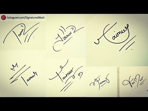 How To Draw Signature Like A Billionaire For Alphabet T Youtube Signature Ideas Cool Signatures Signature Fonts