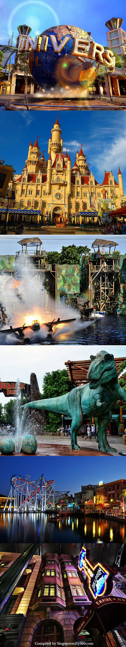 Universal Studios Singapore - Been here last 2011 with Bax (Lucky Sweet Mansueto).. Bohwok eh! LOL