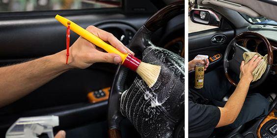 Chất Vệ Sinh Da Chuyên Dụng Leather Cleaner