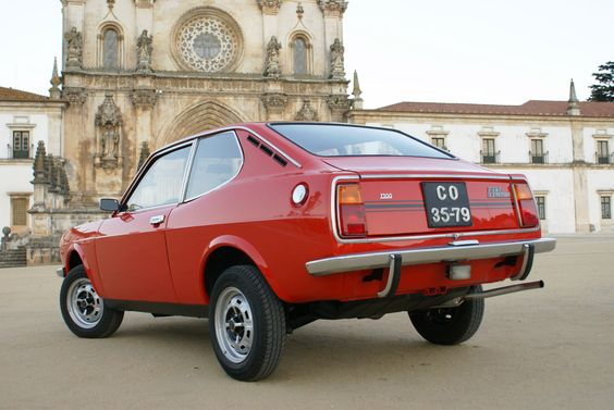 Fiat 128 Sport Coupé L (Luxe)  > 1300ccm Engine with 75hp