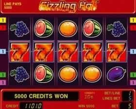 sizzling hot play free online games fiksfare